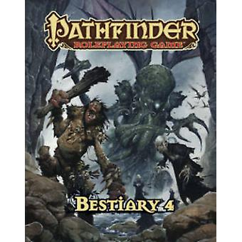 Pathfinder Roleplaying Game Bestiary 4