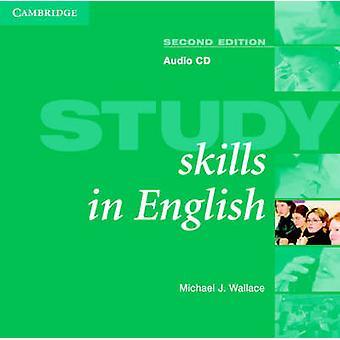 Studienfähigkeiten in Englisch Audio CD von Michael J. Wallace