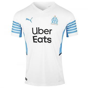 2021-2022 マルセイユホームシャツ