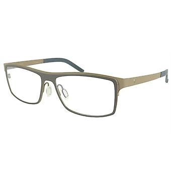 Blackfin Seascale BF740 C561 Beta-Titanium Bio-compatible Italy Made Eyeglasses
