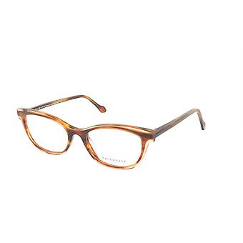 Face A Face Eyeglasses Frame MISHA 2 Col. 167 Acetate Brown Horn Glossy Beige
