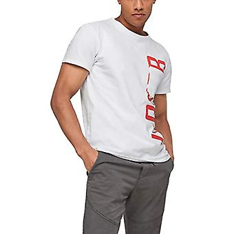 Q/S designed by - s.Oliver 520.10.101.12.130.2058803 T-Shirt, 01d0, Small Men