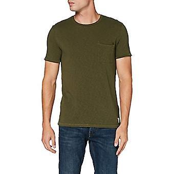 Marc O'Polo Denim 66218751166 T-Shirt, Green (Palm Leaf Green 404), X-Large Men