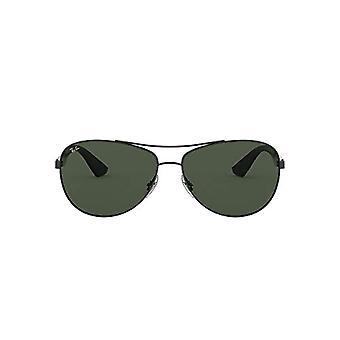 Ray-Ban 0rb3526 Sonnenbrille, Schwarz (Schwarz), 63 mm Unisex-Erwachsene