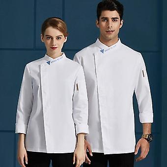 男性女性シェフ制服