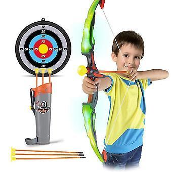 الرياضة اطلاق النار الاطفال وامض القوس السهم لعب شفط كأس السهام pl-56