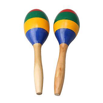 ل2pcs الموسيقية لعبة لعبة الرمل الكرة المطرقة للأطفال التعليم المبكر WS4065