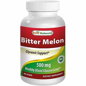 Best Naturals Bitter Melon, 500 mg, 90 Veg Caps