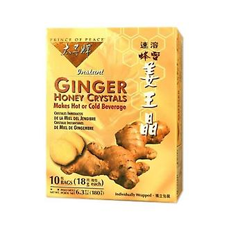 Prince Of Peace Ginger Honey Crystals, 10bg