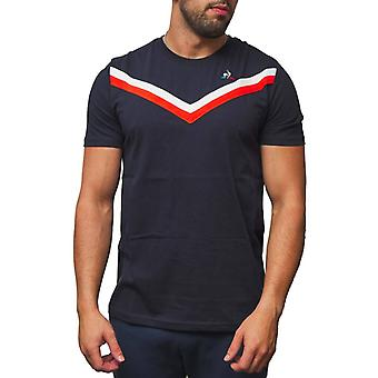 Le Coq Sportif Camisetas Hombre Tri Tee Ss N Color Skycaptain