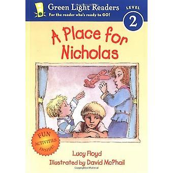En plats för Nicholas av Lucy Floyd & Floyd