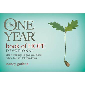 One Year Book Of Hope Devotional The di Nancy Guthrie