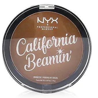 NYXCalifornia Beamin' Bronzer -Golden State