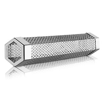 Acero inoxidable Grill Smoker Tube Pellet 12inch