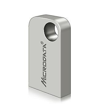 Microdata 64GB USB 2.0 Mini Metal U Disk