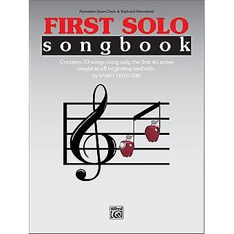 Primeiro Livro de Música Solo-Perc