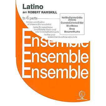 Ramskill: Latino i 4 delar