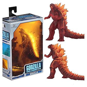 2021 Red NECA Godzilla King Of The Monsters 18cm PVC Action Figure