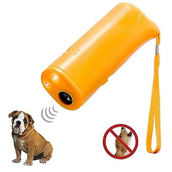 Anti Barking Stop Bark Dog Training led ultrazvukový repeller control tréner