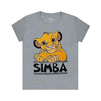 The Lion King Boys Simba Short-Sleeved T-Shirt