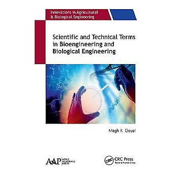 Términos Científicos y Técnicos en Bioingeniería e Ingeniería Biológica