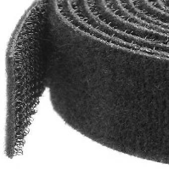 Attache de câble à crochet et boucle StarTech - 25 pi. Rouler