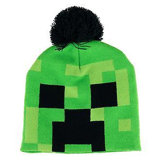 Minecraft, chapeau avec gland - Creeper