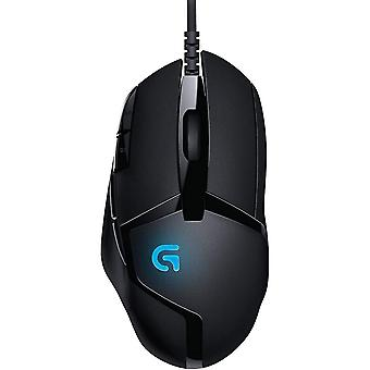 Keyboard trays platforms g402 hyperion fury wired gaming mouse  4 000 dpi  lightweight  8 programmable buttons  dpi switch