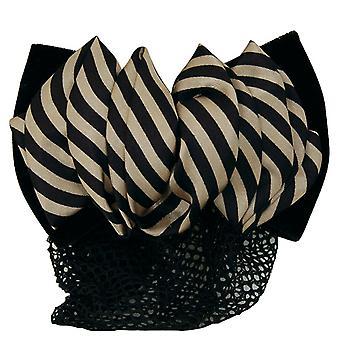 Haj bow nyakkendők Bow Barrette Haj klipek Szatén Pillangó Íj Hajtű