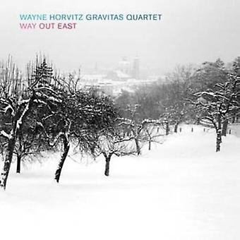Horvitz, Wayne Gravitas Quartet - Way Out East [SACD] USA import