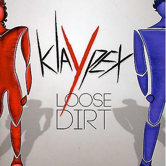 Klaypex - irtonaiset epäpuhtaudet [CD] Yhdysvallat tuoda