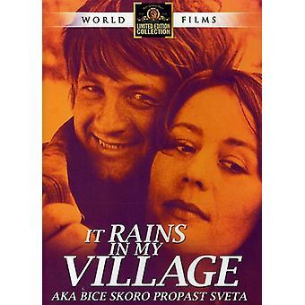 It Rains in My Village [DVD] USA import
