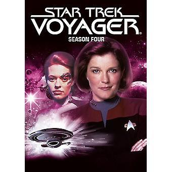 Star Trek: Voyager - säsong fyra [DVD] USA import