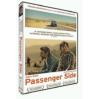 Passenger Side [DVD] USA import