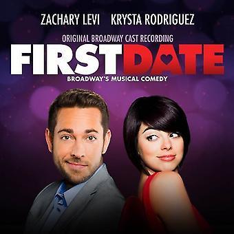 First Date - First Date [Original Broadway Cast] [CD] USA import