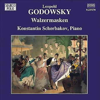 L. Godowsky - Leopold Godowsky: Piano Music, Vol. 10 [CD] USA import