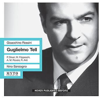 Rossini / Silveri / Filippeschi / Arie / Sanzogno - Guglielmo Tell [CD] USA import