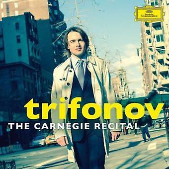 Daniil Trifonov - Trifonov: The Carnegie Recital [CD] USA import