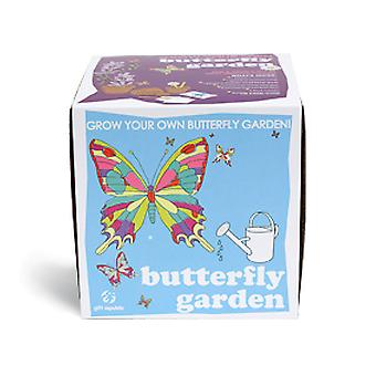 Gift Republic sow and grow Butterfly Garden planter set