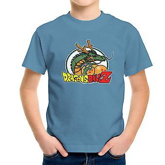 Dragons BallZ Dragon Ball Z Kid's T-Shirt