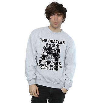 Lonely Hearts Club des hommes Beatles Band Sweatshirt
