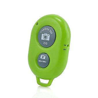 (Wireless Remote Shutter Green) Universal Wireless Camera Shutter Remote Control For alcatel Pulsemix