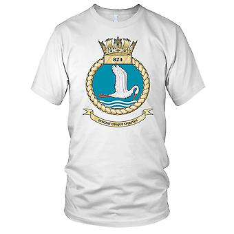Royal Navy flota Air Arm 824 Naval Air Squadron dzieci T Shirt