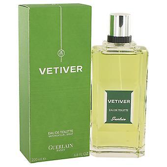 Guerlain Vetiver Eau De parfum 200ml EDT Spray