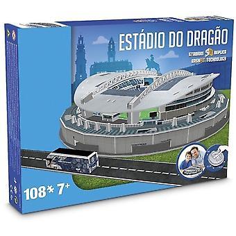 Puzzle Porto: Do Drageo 108 Stück (35102)