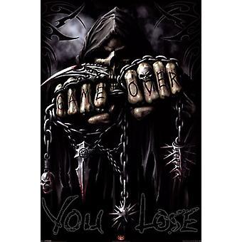 Kierre - pelin aikana Reaper juliste Juliste Tulosta