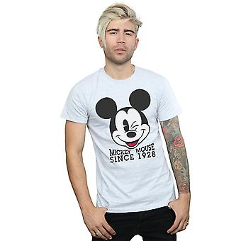 Disney Men's Mickey Mouse Since 1928 T-Shirt
