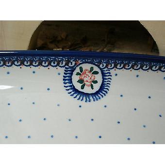 Ciotola / piatto, 33 x 21 cm, 3, 2 ° scelta, BSN 5623