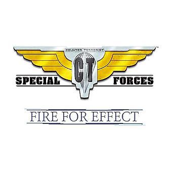 Ct Special Forces (PS2) - Usine scellée