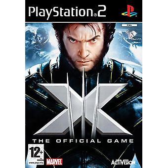X-Men Oficjalna gra (PS2) - Nowa fabryka Sealed